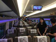 G6537 Fu Xing Train compartment 28-06-2019