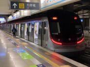 D013-D015(0389) MTR East Rail Line(Hung Hom to Sha Tin departure) 08-03-2021