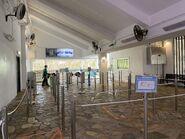 Ngong Ping 360 Ngong Ping Station queue up lines 22-06-2020