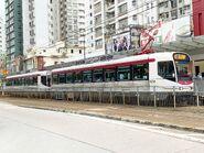 1036 plus 1021(191) MTR Light Rail 761P 11-08-2020