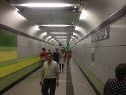 Ho Man Tin go to Exit A3 corridor 23-10-2016