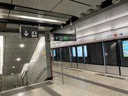 Ho Man Tin Tuen Ma Line platform 30-06-2021(1)