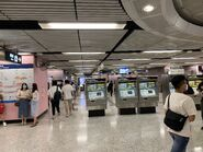 Causeway Bay concourse 24-09-2021