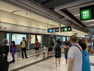 Hung Hom Tuen Ma Line platform 27-06-2021(3)