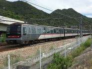 K Train Tung Chung Line 15-07-2017