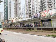 Tai Tong Road platform 09-07-2020