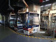 Ngong Ping 360 cable car 34