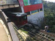 Peak Tram maintenance