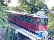 Peak Tram(White light) to The Peak 28-06-2020