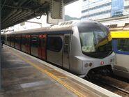 E62-E88 MTR East Rail Line 02-06-2015
