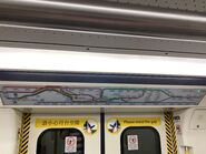 MTR C Train route map 06-07-2021