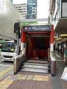 Mong Kok Exit B2 17-06-2020