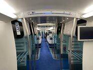 Airport Express compartment 13-01-2021