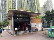 Cheung Sha Wan Station Exit B 06-06-2021