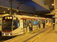 1001 plus 1064(009) MTR Light Rail 505 28-08-2021