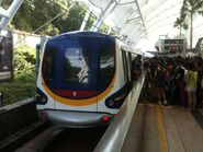 3 MTR Disneyland Resort Line in Sunny Bay 21-09-2013