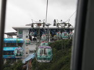OP cable car stn UP