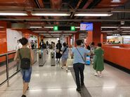 Lai Chi Kok exit gate 11-09-2020