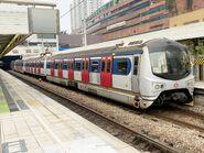 E100-E22(10) MTR East Rail Line 27-08-2020