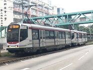 1043 plus 1007(099 MTR Light Rail 761P 29-05-2019