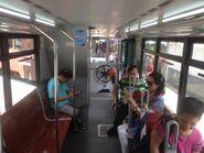 Hong Kobng tramways 88 lower deck 2