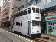 Hong Kong Tramways 174(S09) Kennedy Town to Happy Valley 27-05-2016