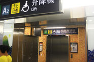 LET A2 lift