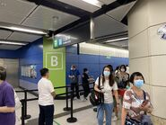 Sung Wong Toi to Exit B 13-06-2021