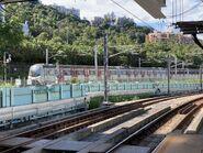 MLR Train run MTR East Rail Line near Hin Keng Station 16-08-2021(1)