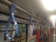M Train new handrail