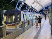 P501-P502 MTR Disneyland Resort Line 01-08-2021