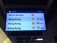 Tung Chung Line PIDS