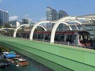 A506-A505 MTR South Island Line 22-03-2020