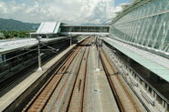 Sun rails