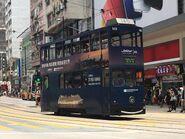 Hong Kong Tramways 145(026) Shau Kei Wan to Happy Valley 29-06-2019