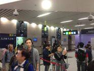 Sai Ying Pun to Exit B lift 29-03-2015(1)