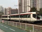 1034 plus 1062(175) MTR Light Rail 751 17-03-2020