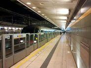 A Train MTR Tung Chung in 2015(2)