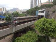 C Train Kwun Tong Line to Tiu King Leng 24-06-2015(5)