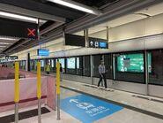 Hung Hom new West Rail Line platform 20-06-2021(3)