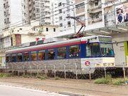 1101(055) MTR Light Rail 610 09-07-2020