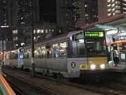1105 plus 109X(145) MTR Light Rail 706 30-12-2018
