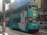 Hong Kong Tramways 43 23-09-2016