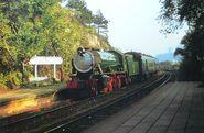 KCR MKK Platform 1957