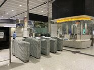 Hung Hom CUC and new gate 16-05-2021