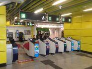 Wong Chuk Hang exit gate