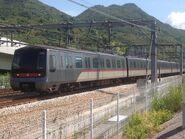 K Train Tung Chung Line 26-06-2016