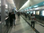 Yuen Long platform 01-10-2014
