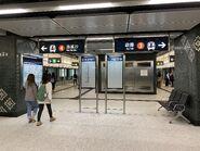 Diamond Hill Tuen Ma Line Phrase 1 platform 2 14-02-2020