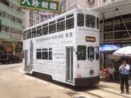 Hong Kong Tramways 132 3